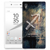 Skal till Sony Xperia Z5 - Stjärntecken - Skytten