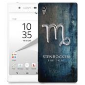 Skal till Sony Xperia Z5 - Stjärntecken - Stenbocken