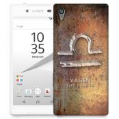 Skal till Sony Xperia Z5 - Stjärntecken - Vågen