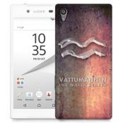 Skal till Sony Xperia Z5 - Stjärntecken - Vattumannen