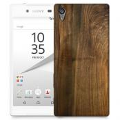 Skal till Sony Xperia Z5 - Trä