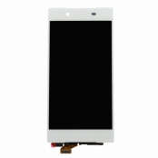 Sony Xperia Z5 LCD Display & Touch Skärm - Vit
