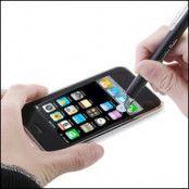 Stylus Penna till iPhone 4, Desire HD, Desire, i9000, X10, X8 (Rosa)