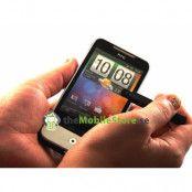 Stylus Penna till iPhone 4, Desire HD, Desire, i9000, X10, X8 (Svart)