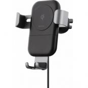 Deltaco Qi-laddare + bilhållare (iPhone)