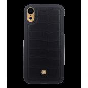 Marvêlle iPhone XR Magnetiskt Skal - Black Croco
