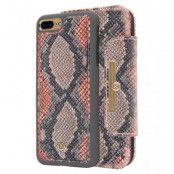 Marvêlle N°303 Plånboksfodral iPhone 7Plus/8Plus - MULTICOLOR SNAKE