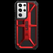 UAG Samsung Galaxy S21 Ultra Monarch-Fodral Crimson